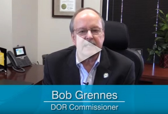 Bob Grennes Video Message