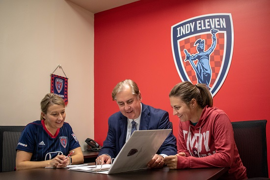 Indy Eleven Office