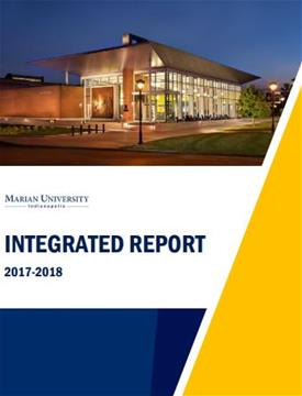 Marian University Integrated Report