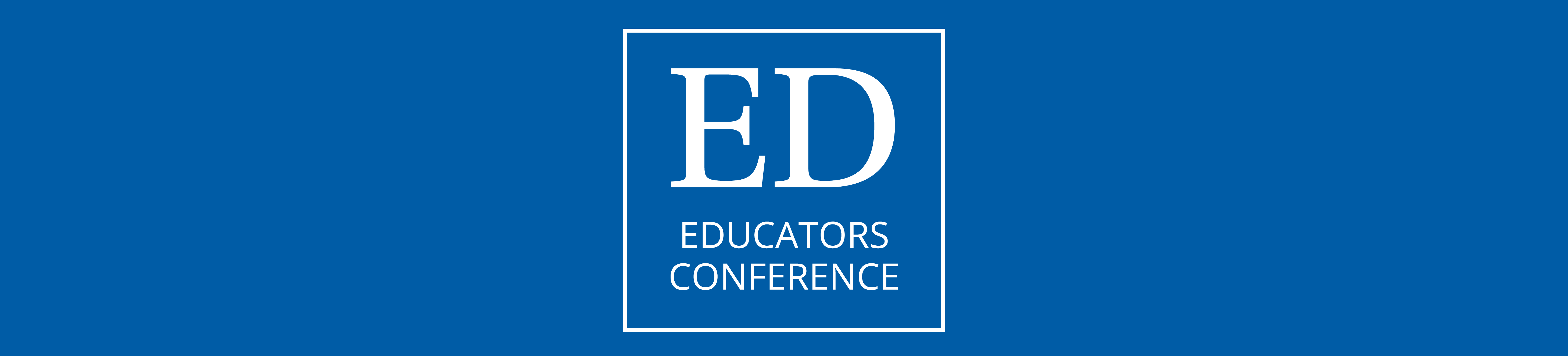 Educators Conference