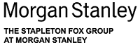 Morgan Stanley Stapleton Fox Logo